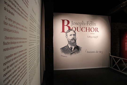 Le Vide Poche Joseph Felix Bouchor