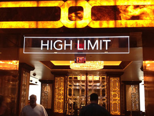 High Limit Slots - A Missed Opportunity!