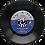 "Thumbnail: JOHNNY VALUTI WITH THE SKATANAUTS ""LATER THAN SOONER"" 45"