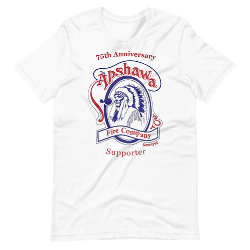 Apshawa Short-Sleeve Unisex T-Shirt