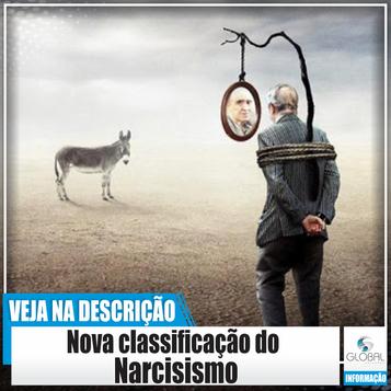Nova classificação do Narcisismo