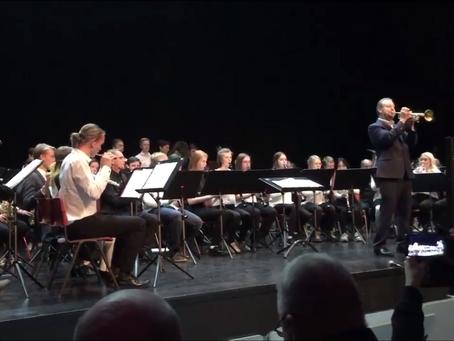 Sundsvall and Stockholm, Sweden Performances, Masterclasses, and Presentation