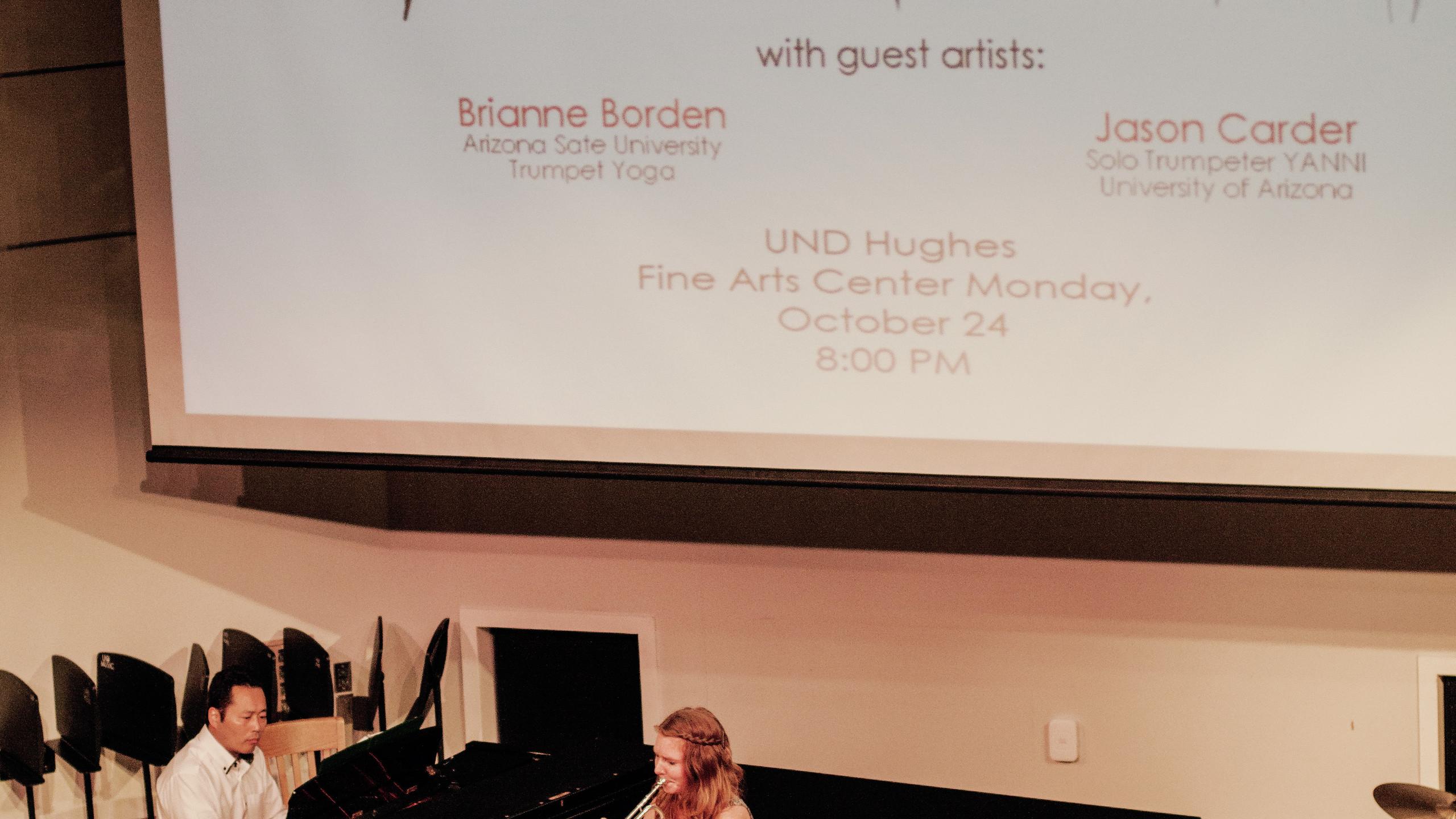 Brianne Borden Guest Artist