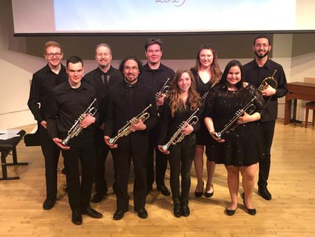 2019Spring Trumpet Studio Recital