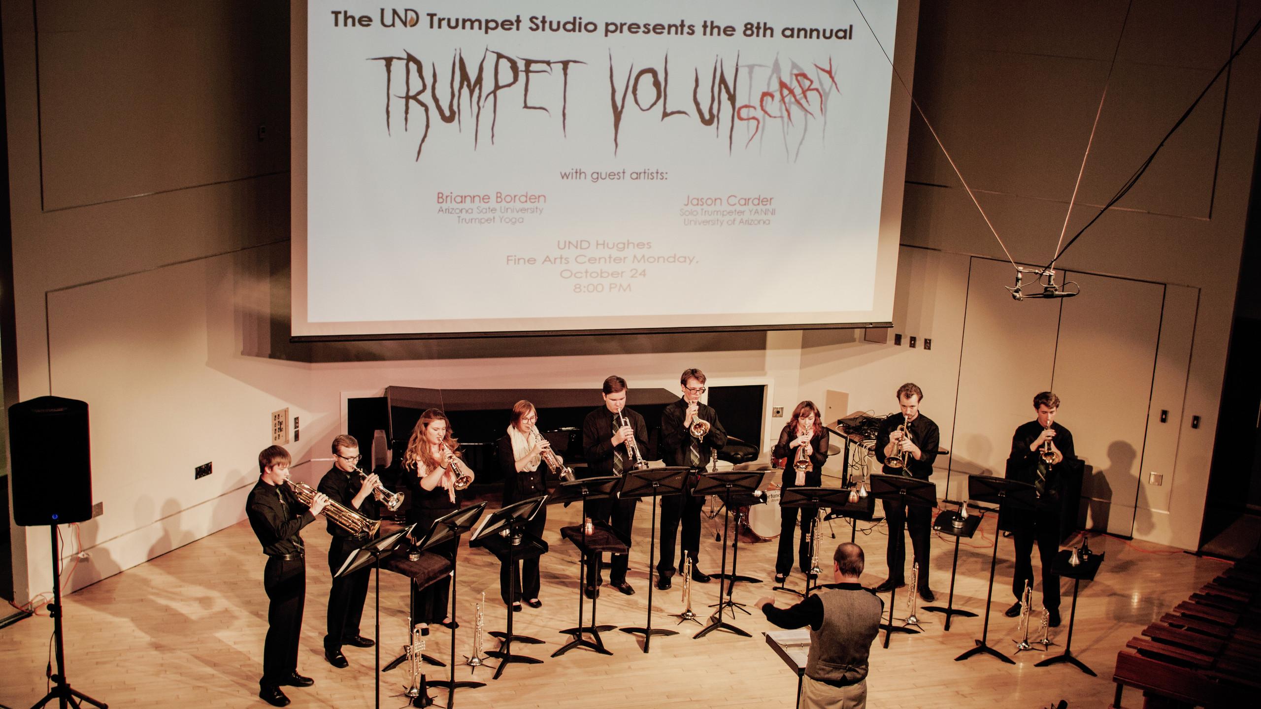 UND Trumpet Ensemble