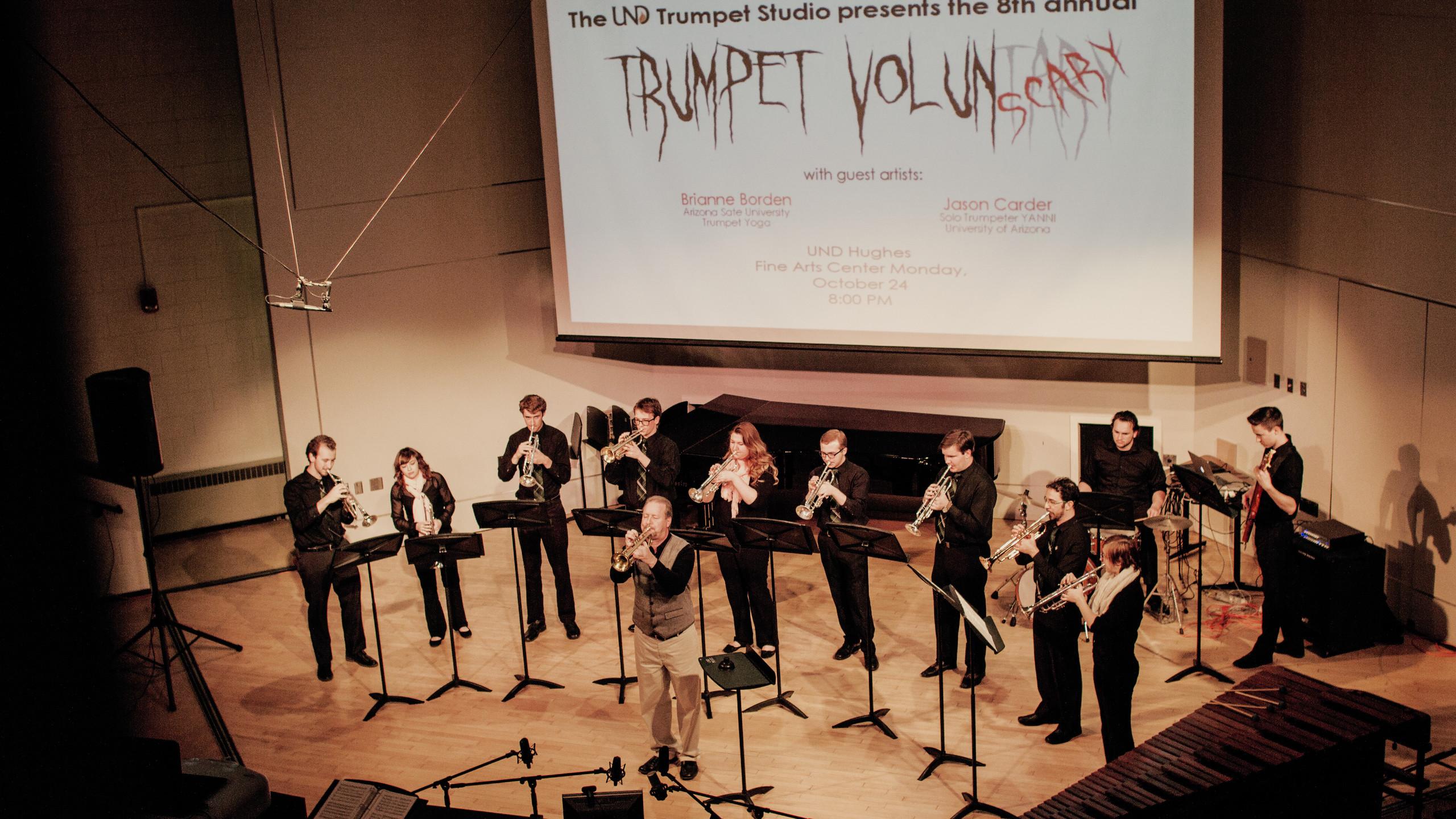 UND Trumpet Ensemble/Cootie
