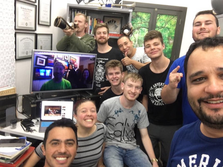 Skype Masterclass with Brazilian Trumpet Studio
