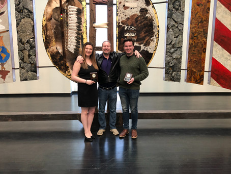 Trumpet Students Win Big at UND Music Awards Ceremony