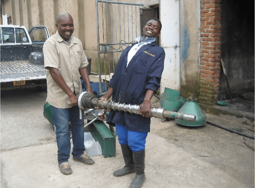 Grant update: Supporting small farmers in Malawi