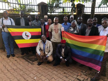 Greetings from Uganda!
