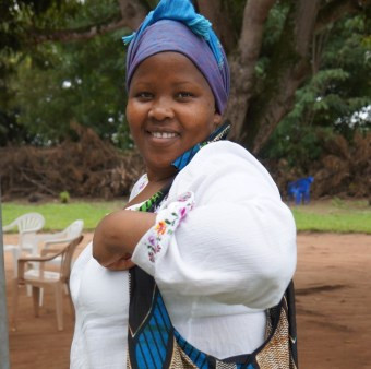 Wambui is the local SBF coordinator in Nairobi, Kenya. She also works for Alternatives to Violence Project promoting peace and healing from trauma. This month she is attending a peace conference in Switzerland.