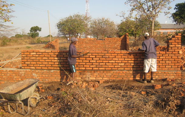 Grant Update: Brick by brick, building a foundation