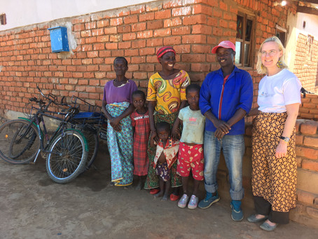 Small Business Success in Malawi!