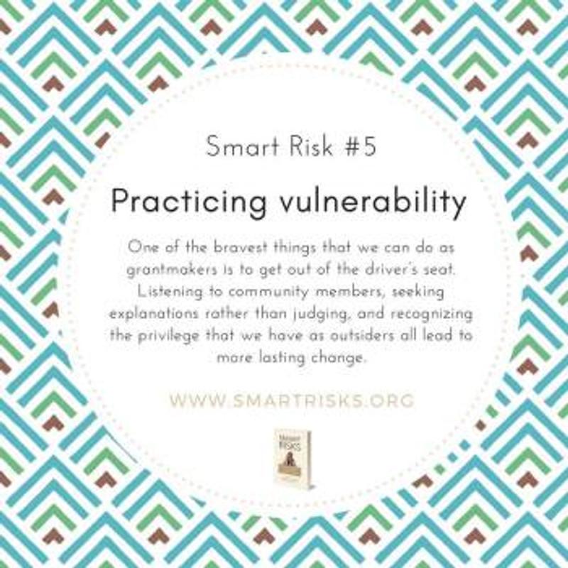 Smart Risk #5 Practicing Vulnerability