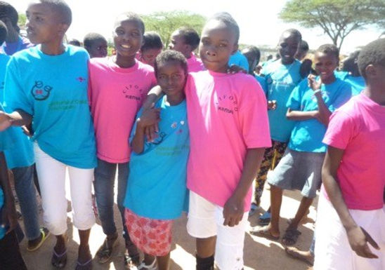 Celebrating International Day of the Girl