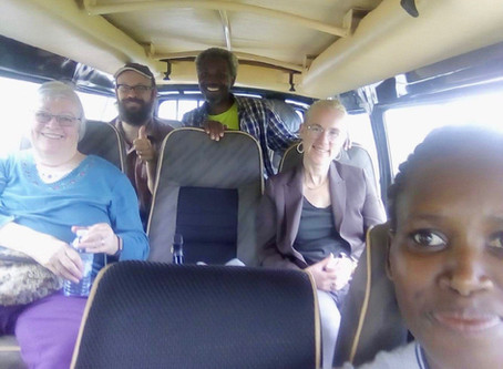 """What is a """"site visit""""? Or: what we did in Uganda"""