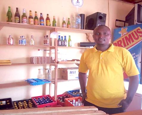 Grant Update: A cafe in Rwanda