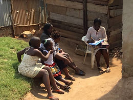 Successful group therapy for young women in Uganda