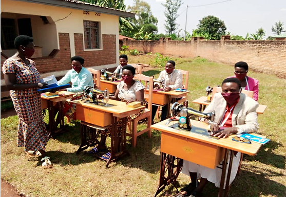 Fall Newsletter! Updates, photos, and a new sewing project in Burundi!