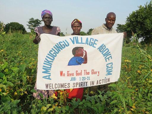 A good harvest in Uganda