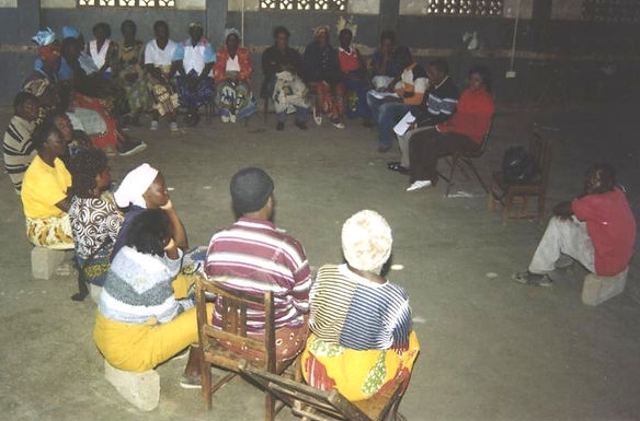 A space for widows in Zambia