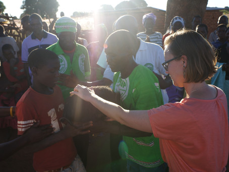 Inspiration from Kenya: Change, one step at a time