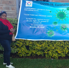 Empowering Communities as Actors for Transformation (e-CATS) (Kenya)