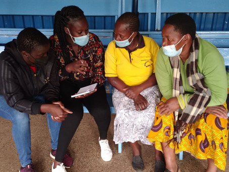 The power of groups: Listening Circles in Kenya