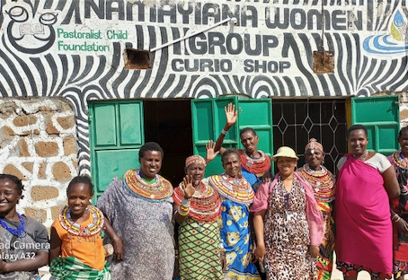 Women Working Together for Collective Benefit
