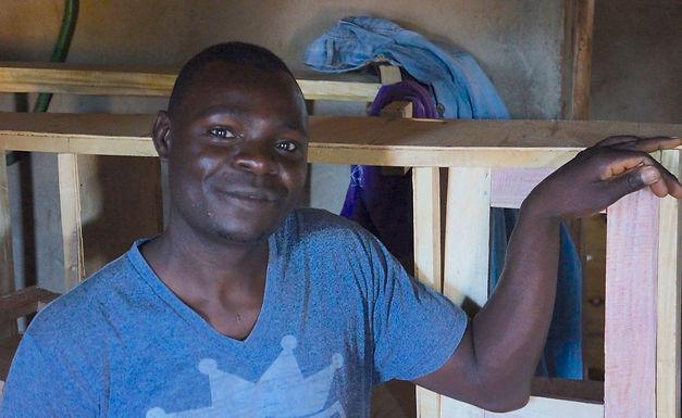Meet Austin, Manyamula's Carpenter
