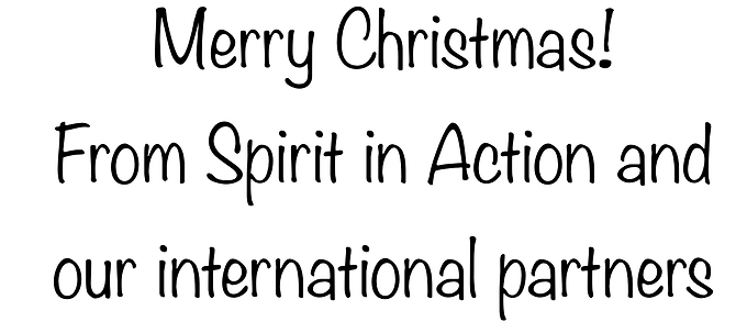 Sparking hope this Christmas!
