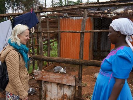 Women of Change in Kenya