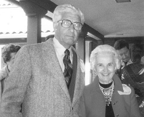 Honoring Del and Lucile Anderson
