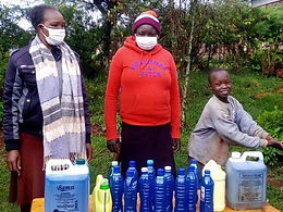 Why haven't we heard about COVID outbreaks in Kenya or Uganda?