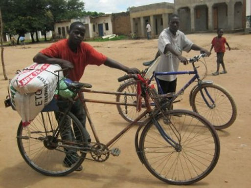 Success Story: Fikani Bicycle Transporting Service