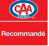 CAA-Québec réseau recammandé (logo).png