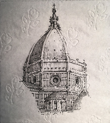 Il Duomo on 3 ply