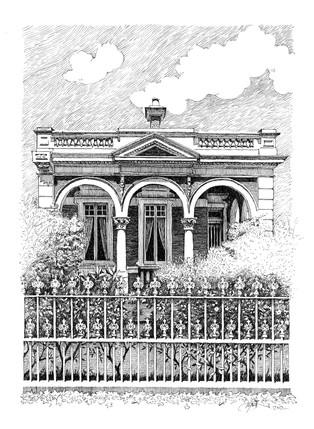 Lyndhurst Crescent, Hawthorn.