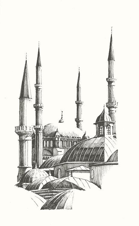 Selimiye Mosque, Turkey