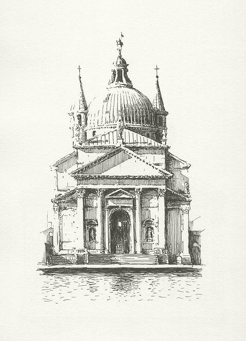 Santissimo Redentore, Venice