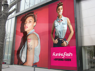 FUNKY FISH CAMPAIGN SS15