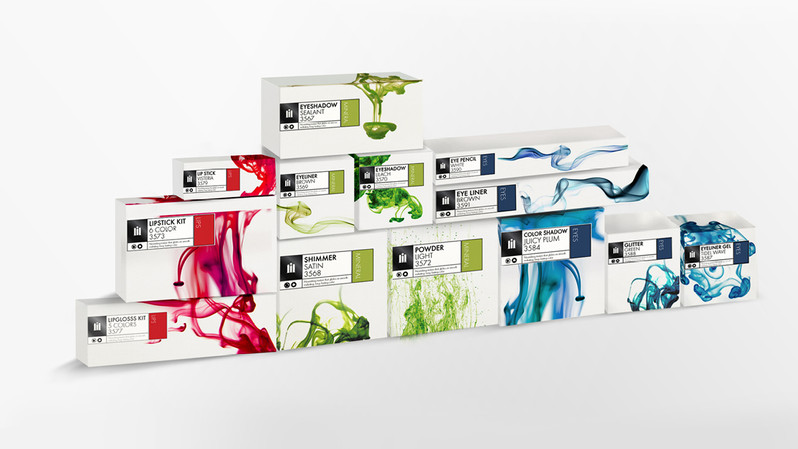 IL MAKIAGE PACKAGINGS# Make up brand