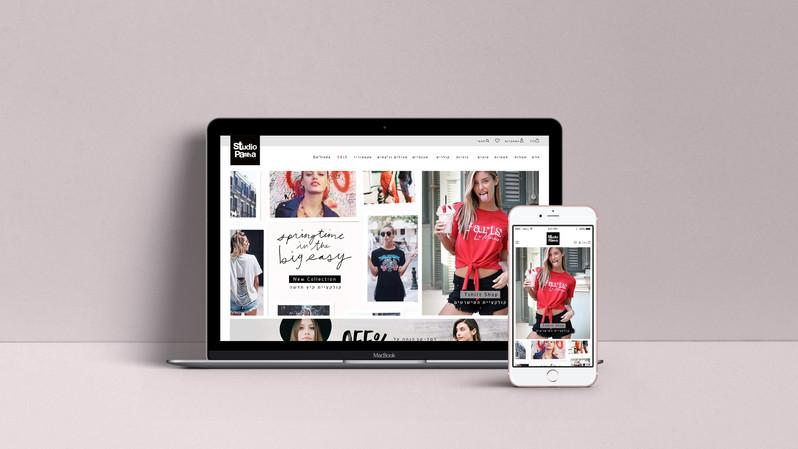 STUDIO PASHA | Fashion Brand