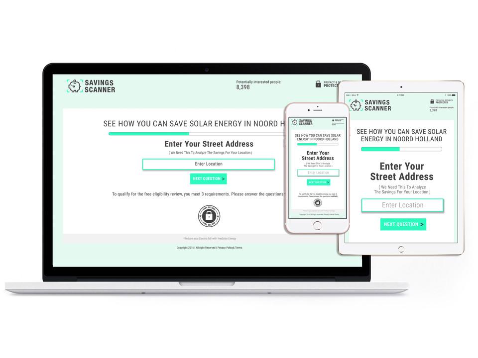 SAVINGS SCANNER / Loans Platform