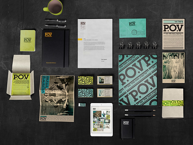 POV | Advertising Collective Concept
