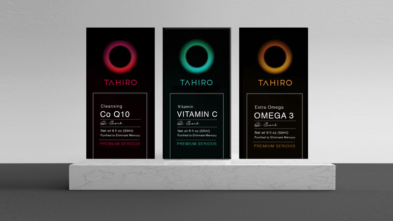TAHIRO | Supplements
