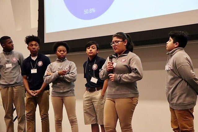 Tulsa-area students are 'Changemakers' in their schools, community