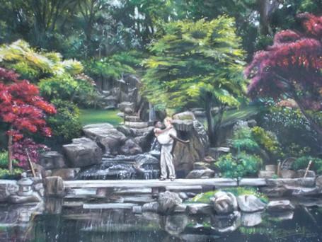 Kyoto Garden Embrace
