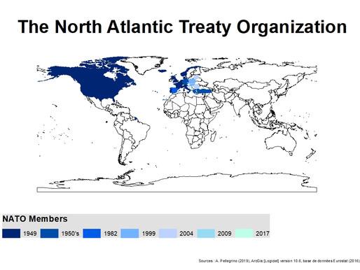 """L'OTAN est-elle en """"mort cérébrale"""" ?"""