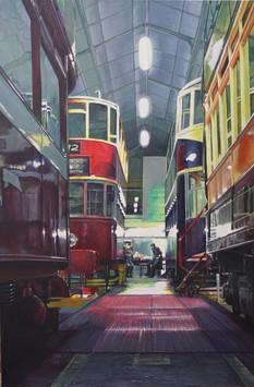 Tramway Workshop ©Denise Cliffen